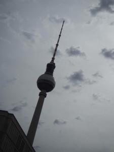 Berlin - Fernthurm tower