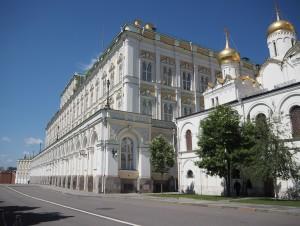 Bâtiment du Kremlin