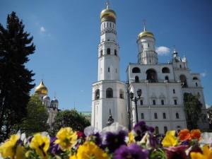 Eglise au sein du Kremlin