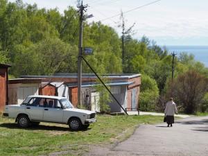 Image typique de la sibérie