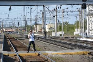 Nos adieux au Transsibérien