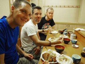 Volker et Jérôme à Tokyo - Japon